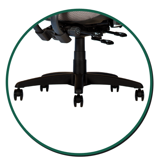 Hercules California Chair
